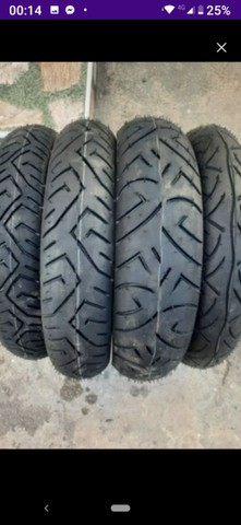Brasil Pneu Remold . pneus de 80.00 entrega grátis. acima de 2 pneus em toda salvador  - Foto 2