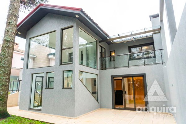 Casa com 3 quartos - Bairro Estrela em Ponta Grossa - Foto 9