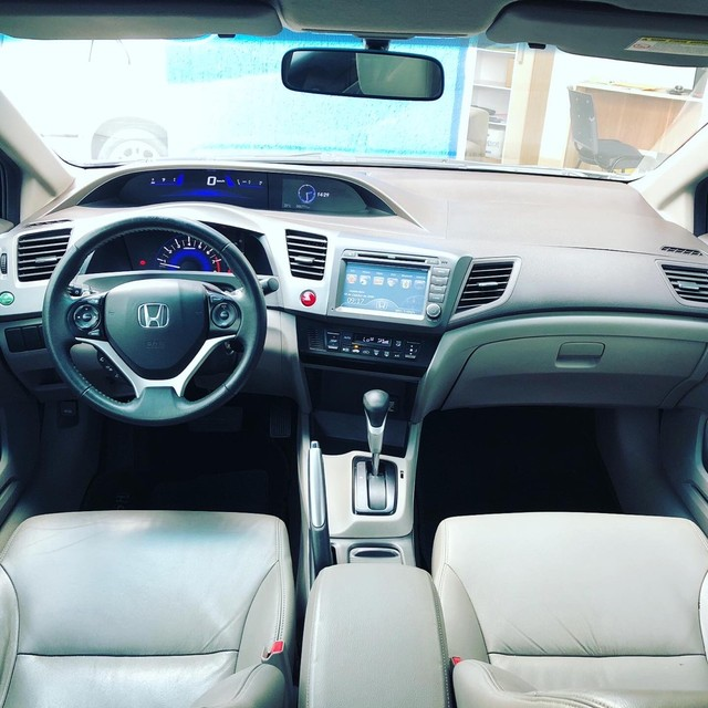Civic LXR 2.0 automático 2014 - Foto 5