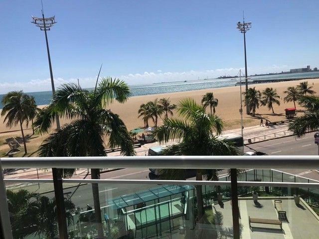 Apartamento à  venda frente mar na Praia de iracema - Foto 4
