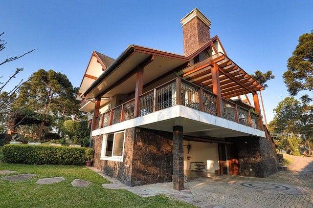 Casa com 5 dormitórios à venda, 400 m² por R$ 4.700.000,00 - Aspen Mountain - Gramado/RS - Foto 14