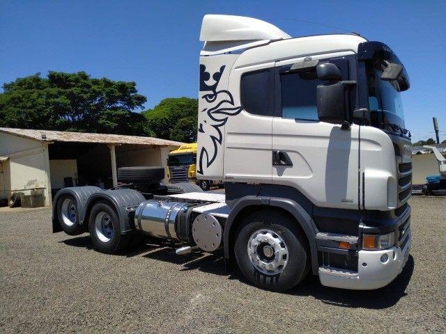 Scania g420 g380 volvo 440 460 mb man - Foto 17