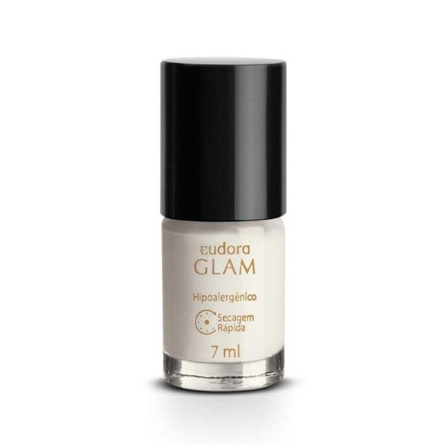 Esmalte Glam Branco Intensific 7ml