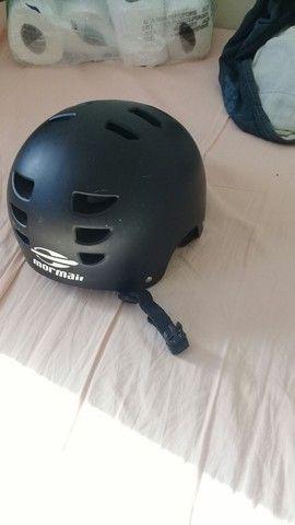 capacete mormaii Skatista ou patins - Foto 2