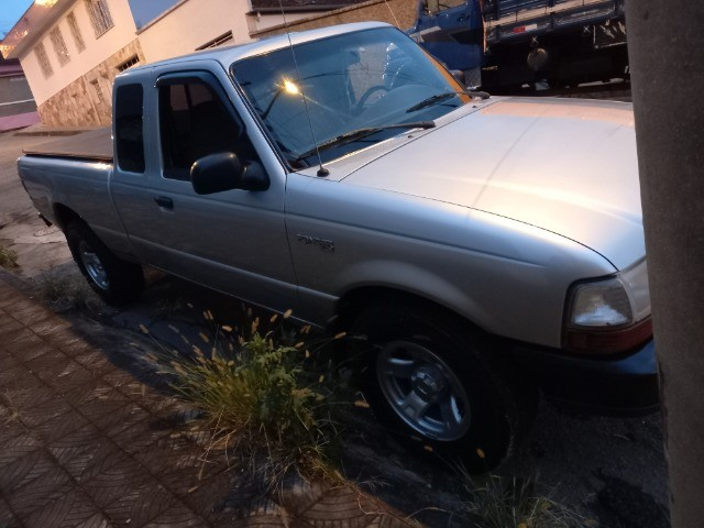 Ranger CE 2.5 Turbo Diesel 4x4  ano 2001 - Foto 6