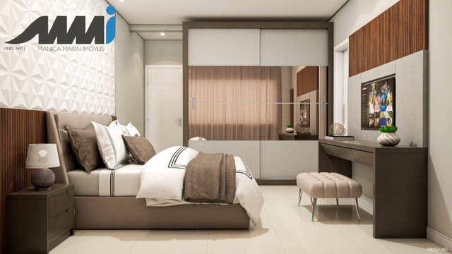 Royal Vitale II, Apartamento Cobertura 2 Quartos no Itacolomi, Piçarras - Foto 3
