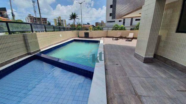 Apartamento com 3 dormitórios à venda, 84 m² por R$ 420.000,00 - Jardim Oceania - João Pes - Foto 3