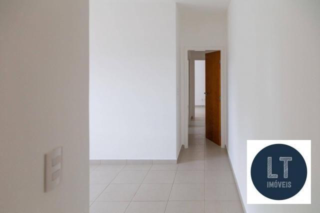 Apartamento com 2 dormitórios à venda, 64 m² por R$ 195.000,00 - Parque São Luís - Taubaté - Foto 6