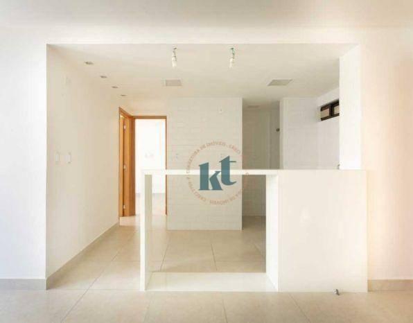 Apartamento com 2 dormitórios à venda, 59 m² por R$ 420.000 - Cabo Branco - João Pessoa/PB - Foto 11