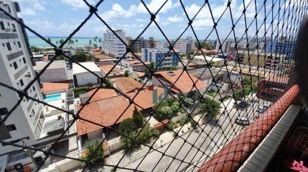 Apartamento com 3 dormitórios à venda, 84 m² por R$ 420.000,00 - Jardim Oceania - João Pes - Foto 6