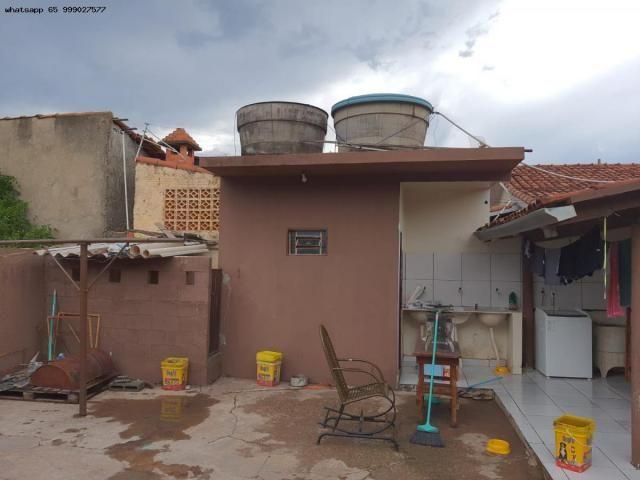 Casa para Venda em Várzea Grande, Jardim dos Estados, 2 dormitórios, 2 banheiros, 2 vagas - Foto 7