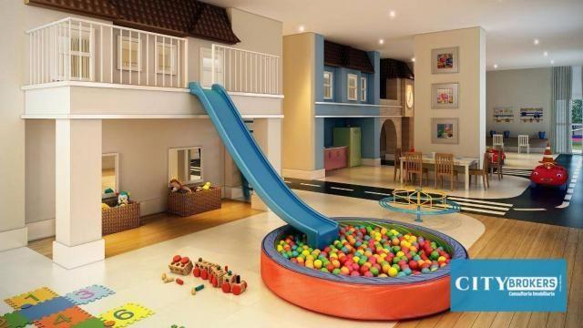 Apartamento com 3 dormitórios à venda, 107 m² por R$ 1.080.000 - Tatuapé - São Paulo/SP - Foto 17