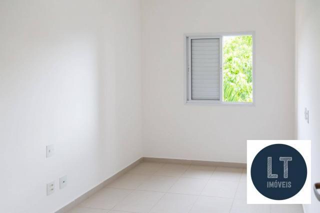 Apartamento com 2 dormitórios à venda, 64 m² por R$ 195.000,00 - Parque São Luís - Taubaté - Foto 13
