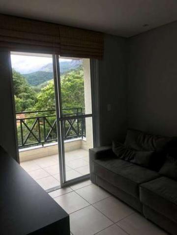Cenário de Monet 2 Quartos 1 Vaga Piscina Andar Alto em Correas Petrópolis RJ - Foto 10