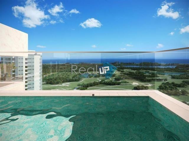 Apartamento à venda com 4 dormitórios em Barra da tijuca, Rio de janeiro cod:25668 - Foto 15
