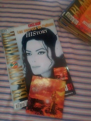 Michael Jackson - Especial e Exclusiva Coleção de revista raras para VOCÊ - Foto 2