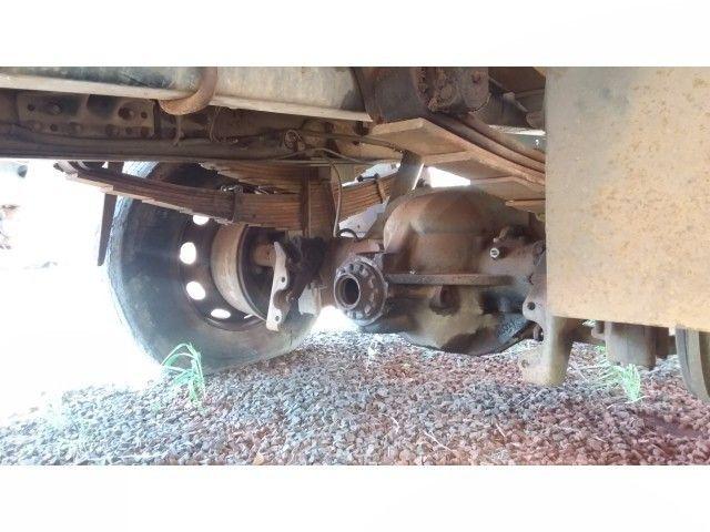 MB1718 caminhão no chassi 2011 - Foto 8