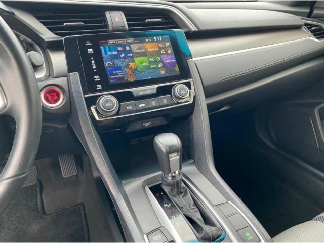 Honda Civic EXL CVT - Foto 10