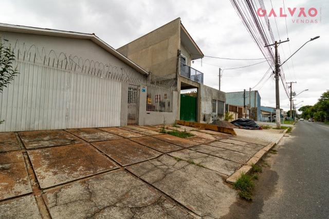 Casa à venda com 2 dormitórios em Cidade industrial, Curitiba cod:42429 - Foto 2