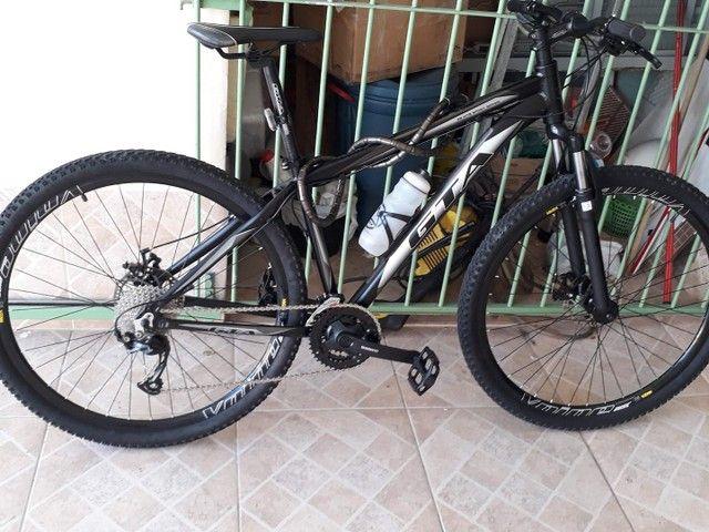 (MOUNTAIN bike aro 29 ) (27 velocidade) - Foto 4