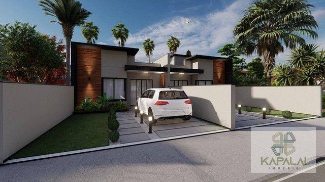 Casa com 2 dormitórios à venda, 62 m² por R$ 269.000 - Itajuba - Barra Velha/SC - Foto 7