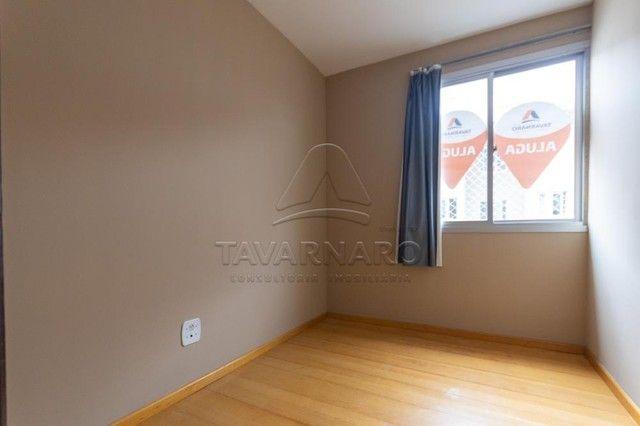 Apartamento à venda com 3 dormitórios em Orfas, Ponta grossa cod:V2428 - Foto 14