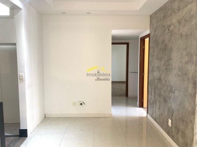 Apartamento para aluguel, 3 quartos, 1 suíte, 2 vagas, Buritis - Belo Horizonte/MG - Foto 3