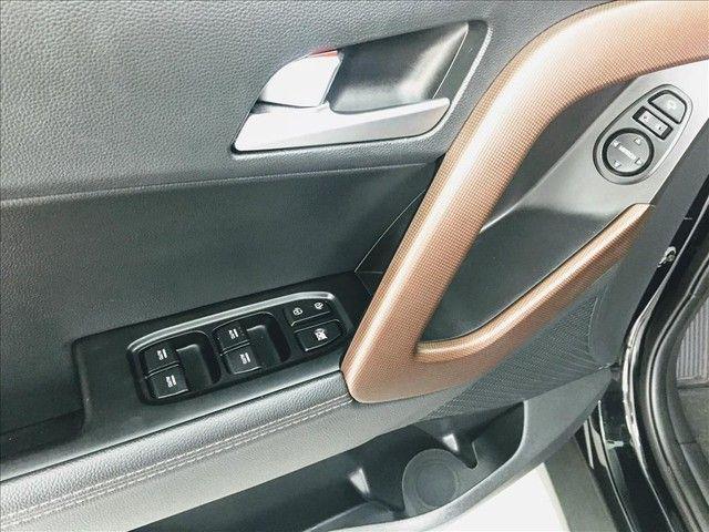 HYUNDAI CRETA 2.0 16V FLEX PRESTIGE AUTOMÁTICO - Foto 11