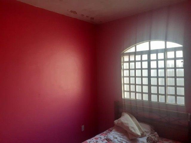 Casa em Fase de Acabamento, 2 Quartos, Dentro de Condomínio, Lote de 400m² em Vicente Pire - Foto 7
