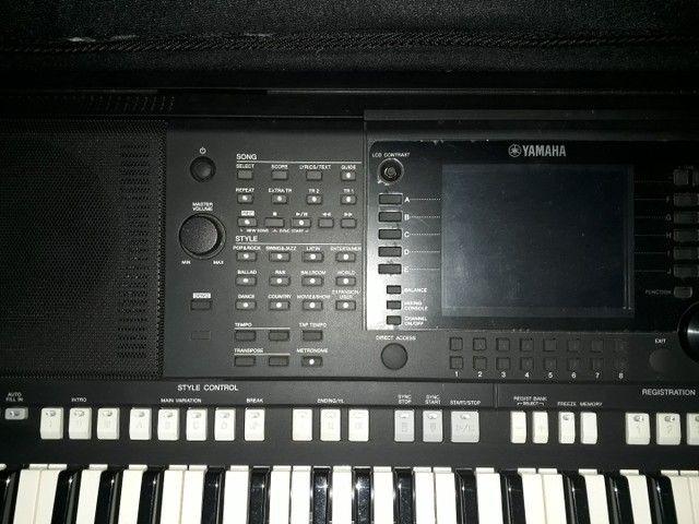 Vende-se teclado Yamaha  - Foto 3