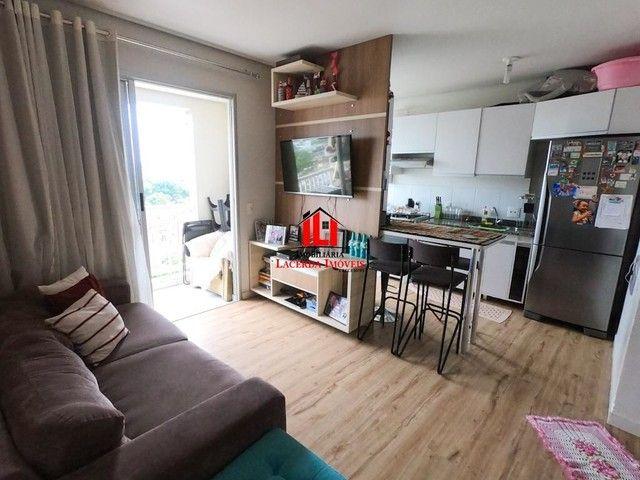 Aluguel Apartamento 7°Andar No Life Centro Com 02 Quartos Sendo 01 Suíte  - Foto 2