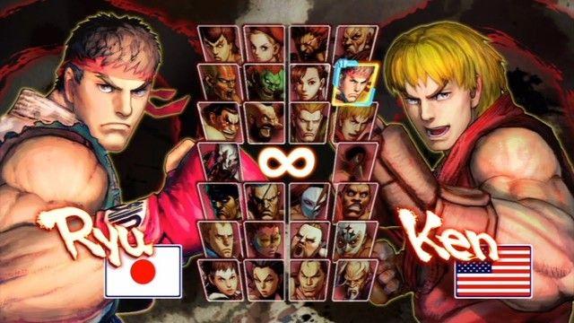 Street Fighter lV ps3 - Foto 2