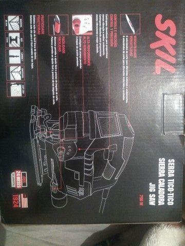 Serra Tico Tico 750 w