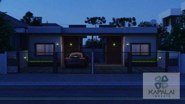 Casa com 2 dormitórios à venda, 70 m² por R$ 220.000,00 - Itajuba - Barra Velha/SC - Foto 2