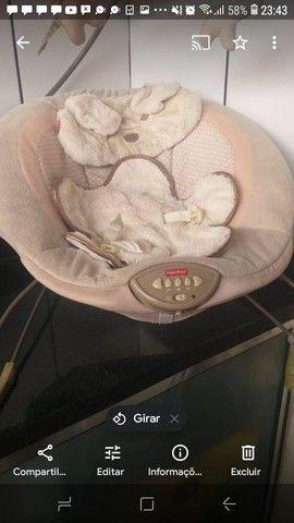 Cadeirinha de descanso para bebe - Foto 3
