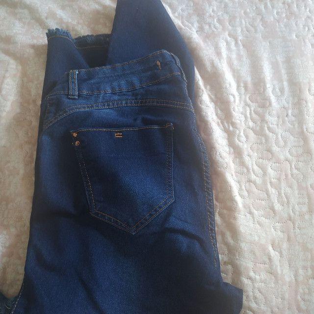 Calça Jeans Biotipo 46 - Foto 2