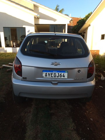 Vendo celta  4p LT ar  diressao  erbag duplo freios ABS e vidro elétrico  - Foto 3