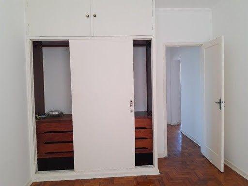 Apartamento com 2 dormitórios para alugar, 118 m² por R$ 2.900,00 - José Menino - Santos/S - Foto 8