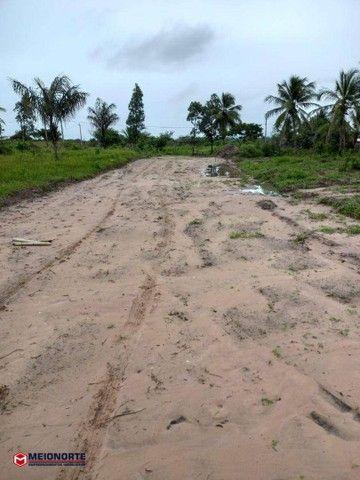Área à venda, 250 m² por R$ 23.750,00 - Praia de Panaquatira - São José de Ribamar/MA