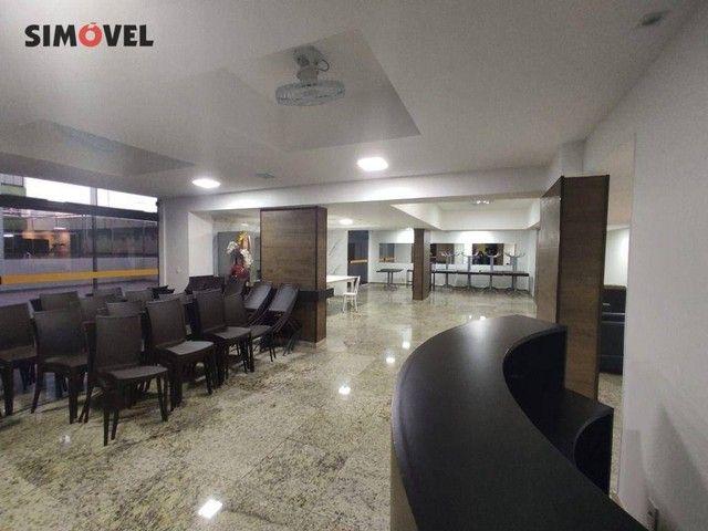 Apartamento com 3 dormitórios à venda, 63 m² por R$ 255.000 - Taguatinga Norte - Taguating - Foto 2