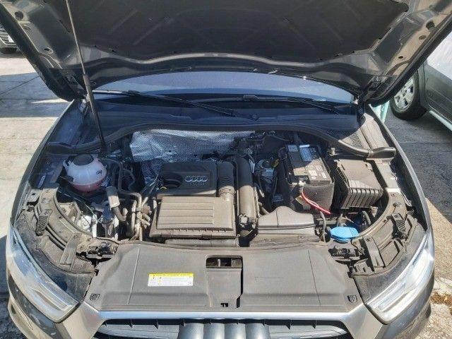 Audi Q3 1.4 Prestige 2019 - Interior caramelo, Segundo dono, 54 mil km - Foto 7