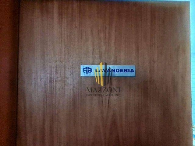 Edf. Costa das Palmeiras | Flat Mobiliado | 25m² | Nascente | 1 Vaga | Lazer Completo | R$ - Foto 12