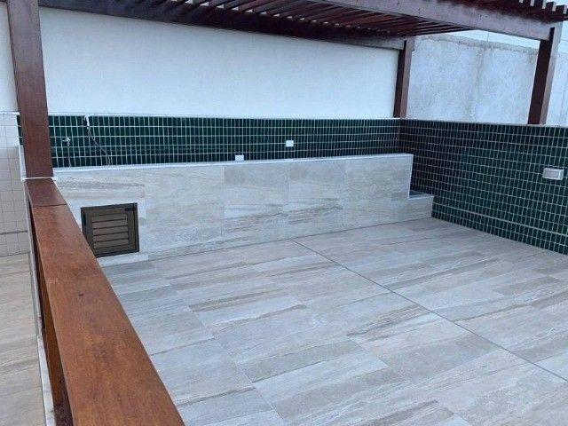 BR_H - Lindo apartamento na beira mar de Casa Caiada com 95m² - Estação Marcos Freire - Foto 13