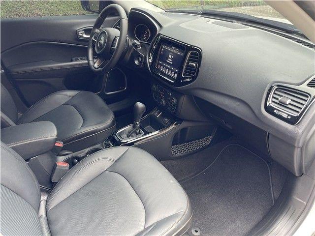 Jeep Compass 2021 2.0 16v flex longitude automático - Foto 11