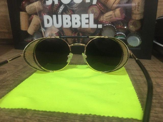 Óculos Dimpol Alok Usado apenas 3x - Foto 3