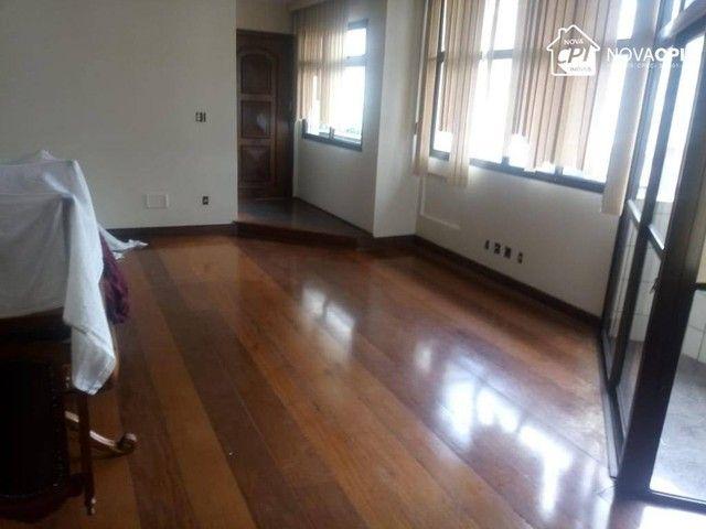 Apartamento à venda, 234 m² por R$ 750.000,00 - José Menino - Santos/SP