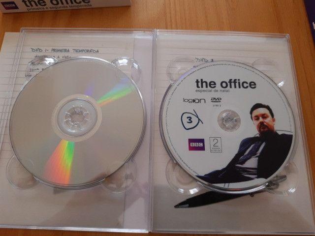 DVD Série The Office Original Completa - Foto 5