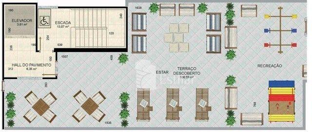 Apartamento 02 quartos (01 suíte) no São Pedro, São José dos Pinhais - Foto 13