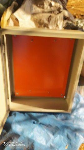 Caixa de comando para painel elétrico - Foto 2