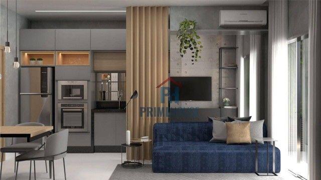Apartamentos com 2 e 3 dormitórios à venda, 49 m² e 70 m²- Morada do Ouro - Cuiabá/MT - Foto 3